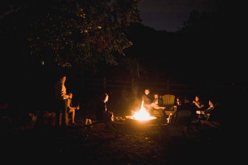 bonfire :)