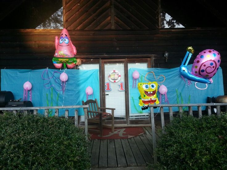 22 Best Images About Diy Spongebob Party On Pinterest