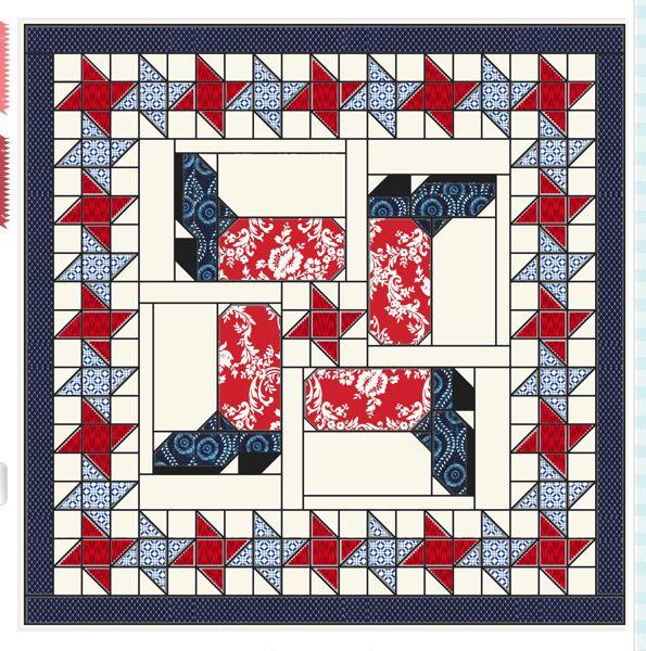 Ben's Boots quilt pattern~ Darling!