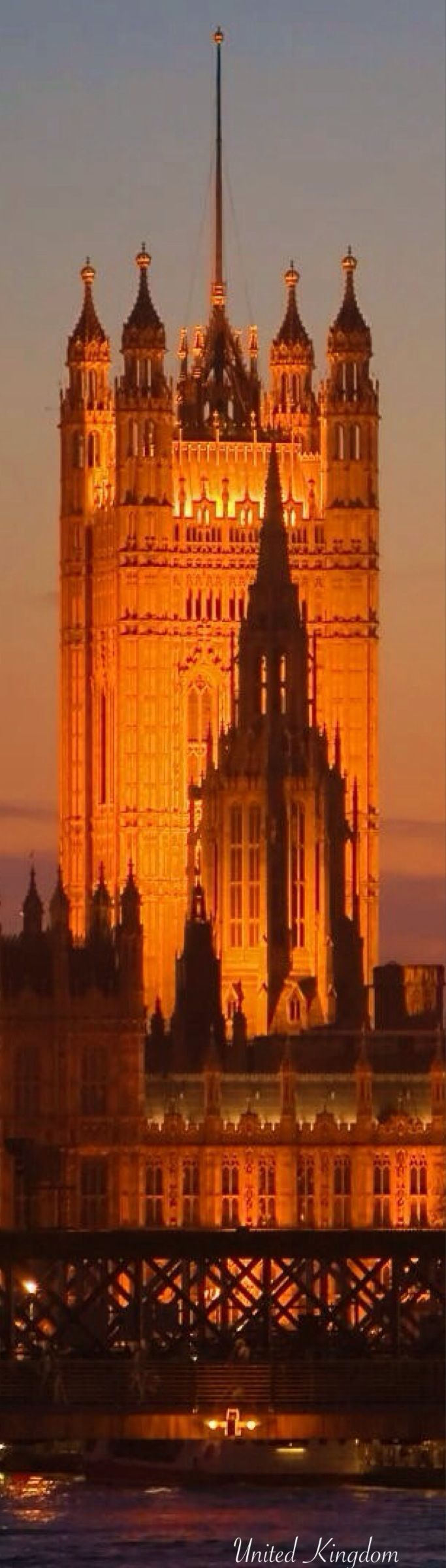 ~Palace of Westminster - Houses of Parliament, London | The House of Beccaria