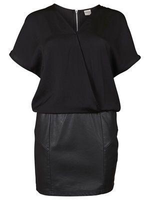 Little black dress..