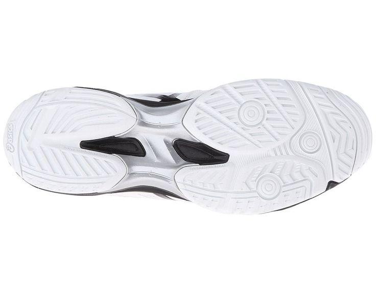 ASICS Gel-Solution Slamtm 3 Men's Tennis Shoes White/Black/Silver
