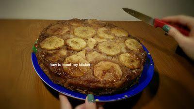 How To Meet My Kitchen: Καραμελένιο κέικ με μήλα