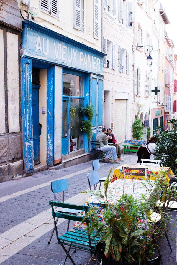 Au Vieux Panier in Marseille - Provence-Alpes-Côte d'Azur, France