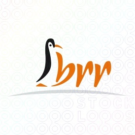brrrrr: Logos Penguins, Interesting Logos, Logos Inspiration, Logos Design, Illustration