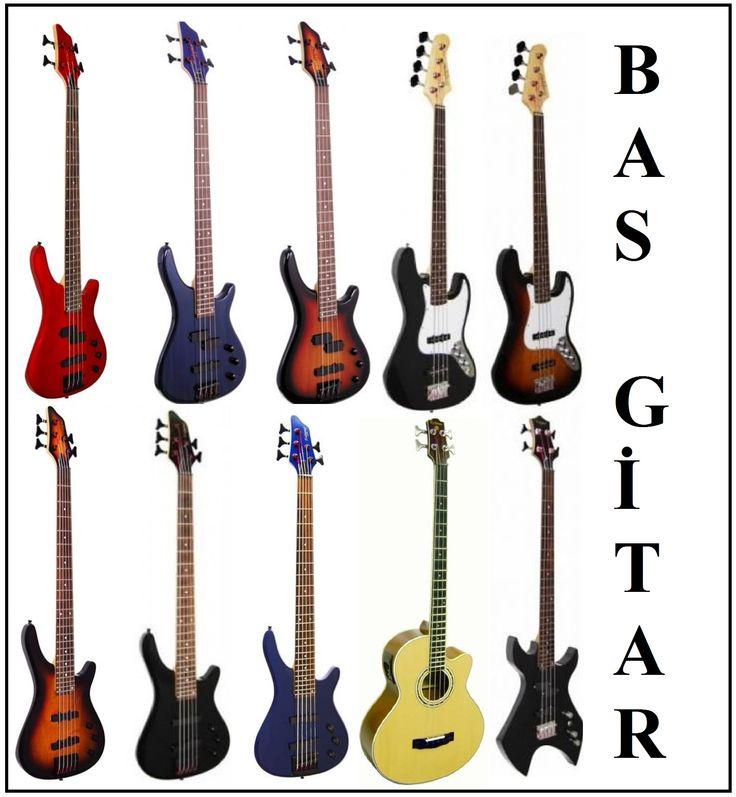 Bas Gitar ve Tüm Müzik Aletlerinde En Uygun Fiyatlar..!