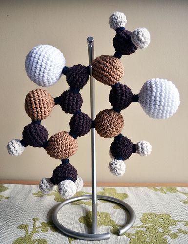 Small Caffeine Molecule | Javelin | Flickr