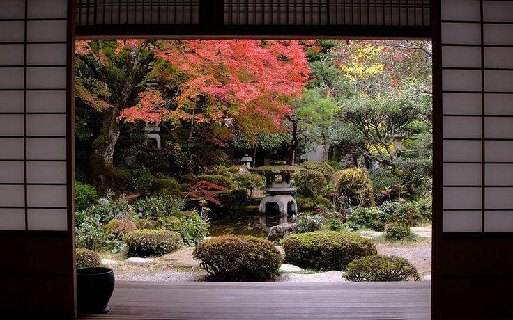 Paisagismo no Japão: a beleza inigualável dos jardins japoneses  #Arranjosdeflores #Flores #Japão #Jardimjaponês #Paisagismo #Viagem