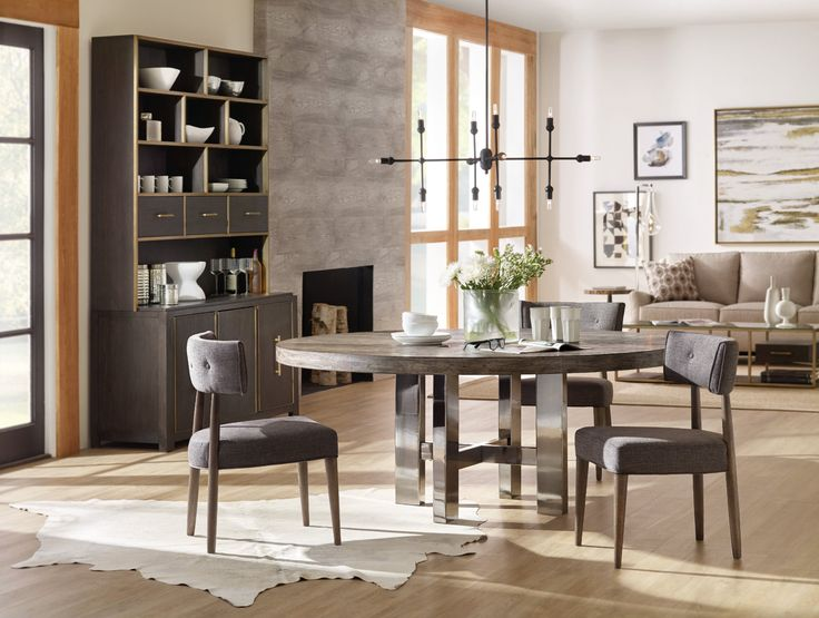 Hooker Furniture Dining Room Curata Upholstered Chair At Kemper Home  Furnishings At Kemper Home Furnishings In London And Somerset, KY
