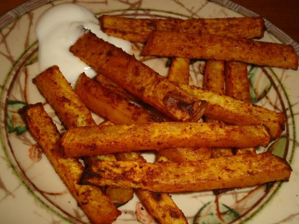 Turnip Fries (low carb/keto friendly), for those times when you really want fries, but you really want to be good!