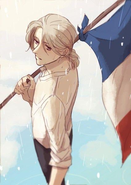 (Hetalia - Francis Bonnefoy❤) he likes to take advantage of my ary obsession