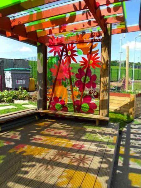 Ideas para decorar el patio