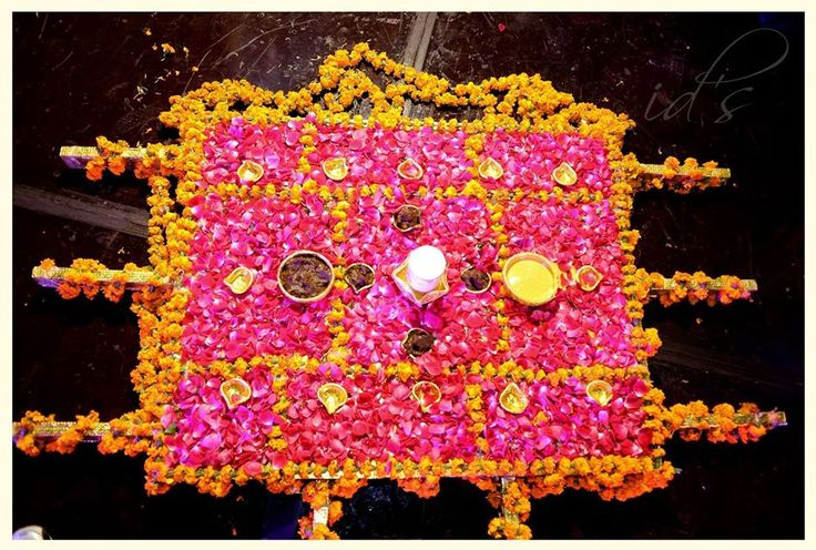 Mehndi Thaal Decoration Facebook : Mehndi thaal decoration ideas wedding trousseau