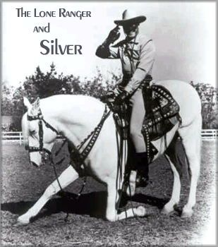 """""""Trigger"""", ridden by Roy Rogers, was a Tennessee Walking Horse.  The Lone Ranger's """"Silver"""" was also a TWH."""