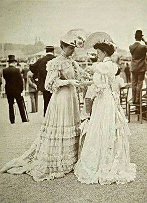 Oh if I were born in the Edwardian age...it would look like this!