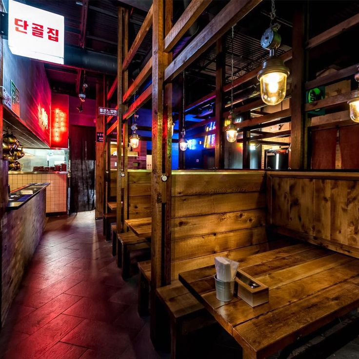 Step into the streets of Seoul without the long flight. Ohn Korean Eatery, Mike Tran's latest of many Chinatown hotspots (like Tiger Den, Night + Market and Mein Chinese Restaurant), offers Korean bar food and soju cocktails perfect for a night out with friends.