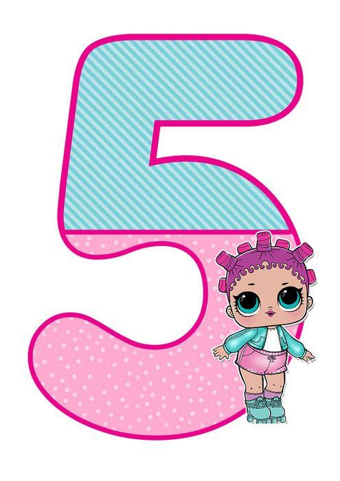 Курбан, картинки с днем рождения 6 лет девочке лол
