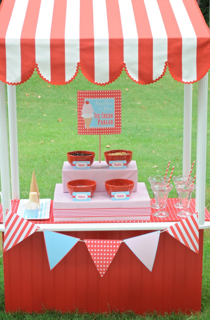 28 Best Ice Cream Party Ideas Images On Pinterest Ice