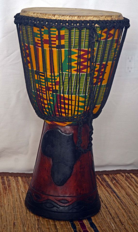 African Art Djembe Drum African Drum Drumming By