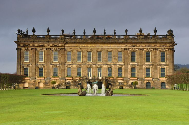 16 Gorgeous Locations from Pride and Prejudice You Can Actually Visit - Chatsworth House, Derbyshire