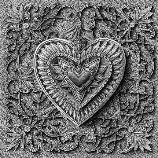 """""""Saint Valentine"""" by Aleksejs Konahins"""