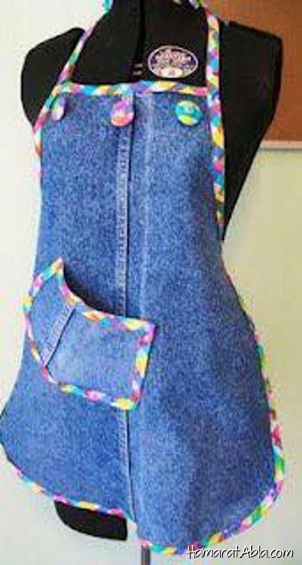 джинсовые фартуки своими руками: 5 тыс изображений найдено в Яндекс.Картинках