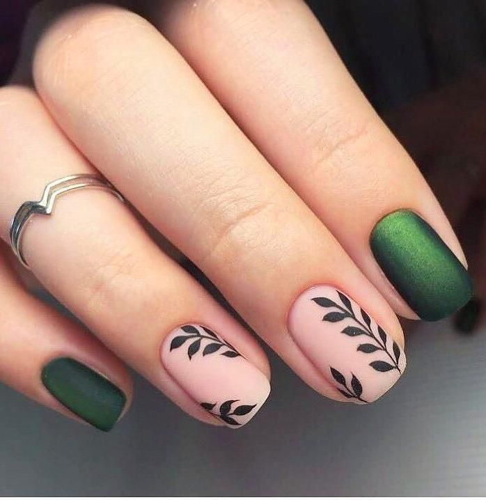 50 Simple Summer Square Acrylic Nails Designs in 2019 – Nails Art Design