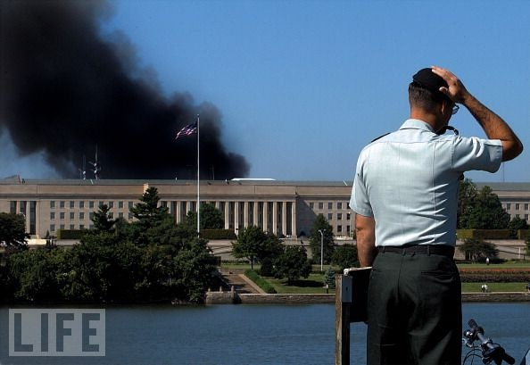 At 9:37 on the morning of September 11, American Airlines Flight 77, diverted from its Washington-to-Los Angeles flight by a team of five al-Qaeda affiliated hijackers, crashed into the western-facing side of the Pentagon. All told, 189 people were killed in the DC attack: all 64 people on the airliner, and 125 people in the building.