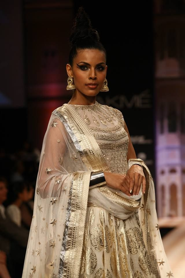 LAKME FASHION WEEK WINTER FESTIVE 2013 Anita Dongre