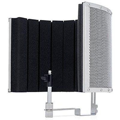 Marantz Professional Studio Recording Equipment Sound Shield Live Vocal Baffle
