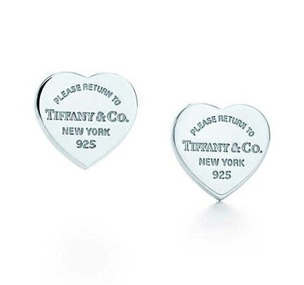 Tiffany Ohrringe 170€