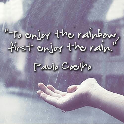 Motivational Quotes About Rainy Days