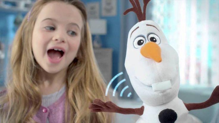 Olaf from Frozen on dzielnicadziecka.pl