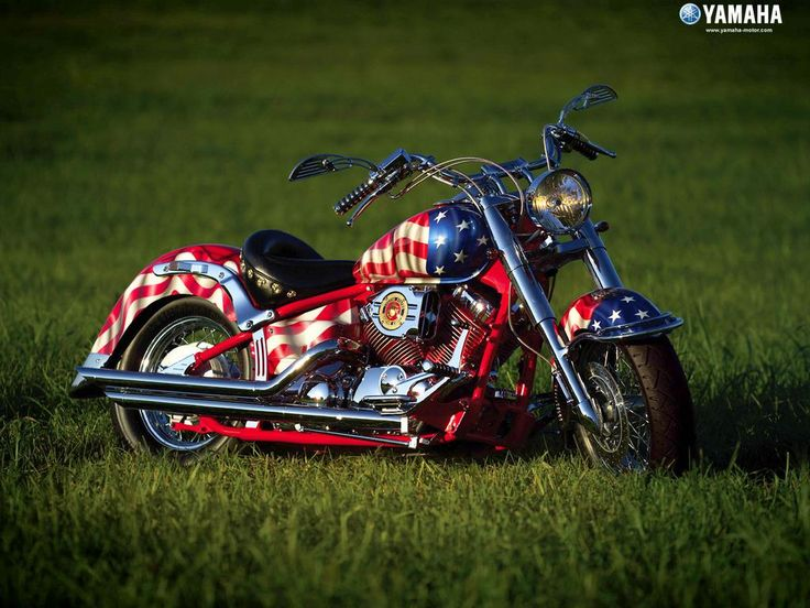 Free Downloads Of Patriotic Free Download Yamaha Bike