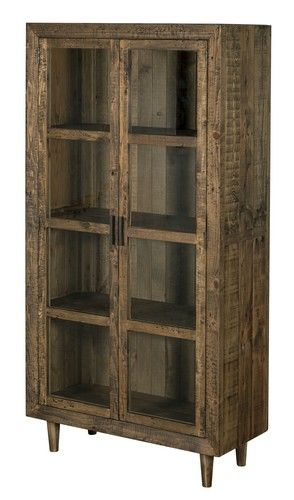 Oslo Display Cabinet (900W x 400D x 1800H mm) RRP $799