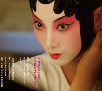 traditional chinese opera makeup theatre pinterest