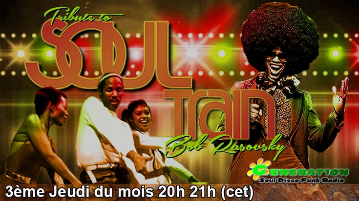 GENERATION SOUL DISCO FUNK RADIO