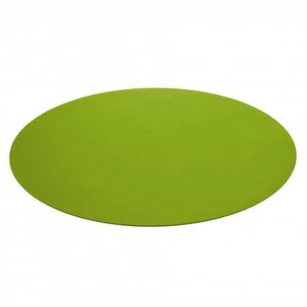 Cute Der runde Big Dot Filztepich von HEY SIGN mit einem Durchmesser von cm ist