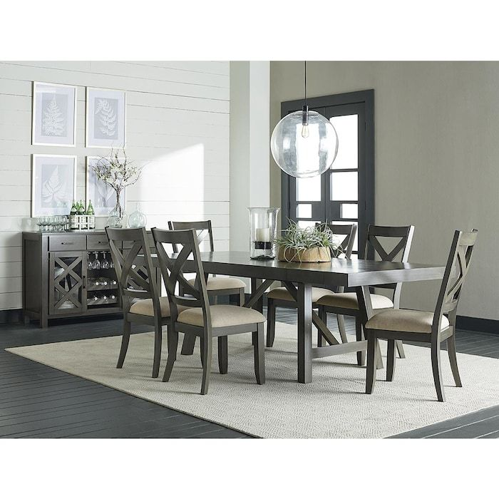 37++ Picket house dex 7 piece dining table set Various Types