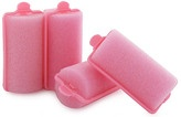 Pink Foam Rollers - Before Blow Dryers slept with these in my hair many a night.