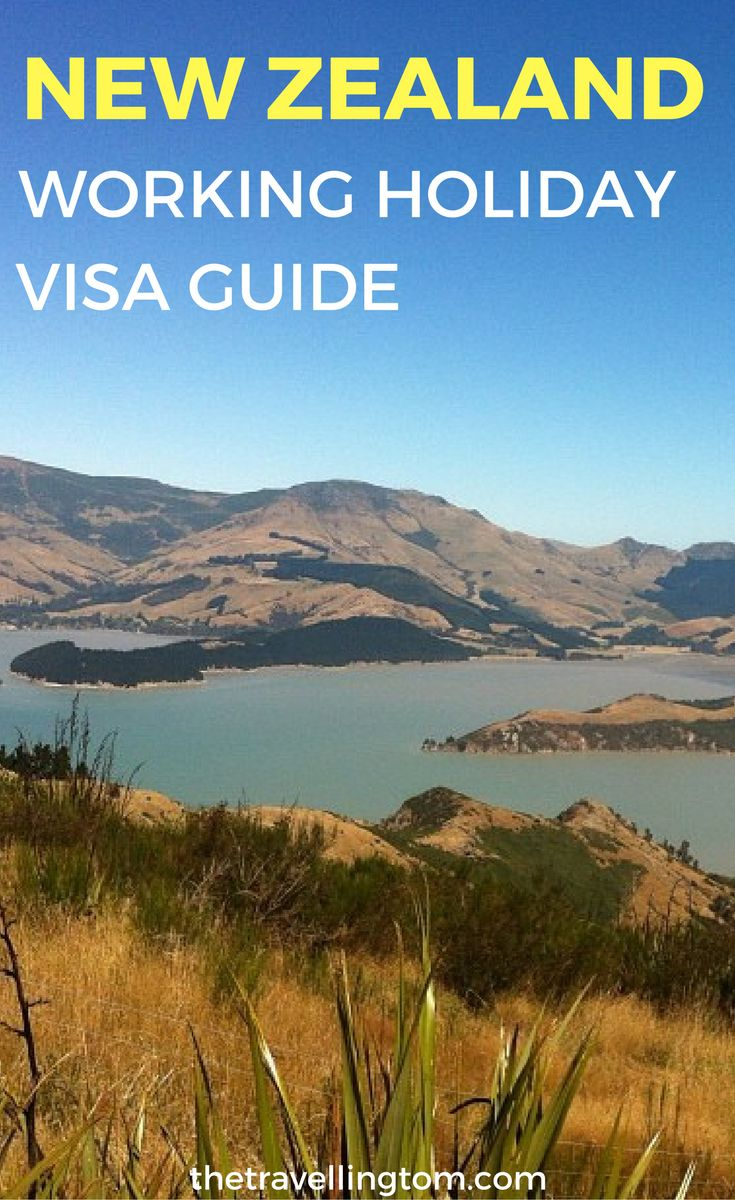 Ultimate New Zealand Working Holiday Visa Guide. If you want to get your working holiday in New Zealand, you'll want to read this post. Find out how to work and travel in New Zealand!  work in New Zealand   New Zealand working holiday   New Zealand travel   New Zealand work visa   working in New Zealand   backpacker jobs New Zealand   work in New Zealand   backpacker work New Zealand #newzealand #workingholiday