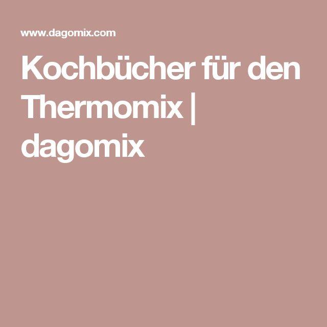 Kochbücher für den Thermomix | dagomix