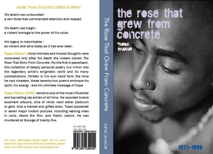 Rose From Concrete Tupac Quotes. QuotesGram