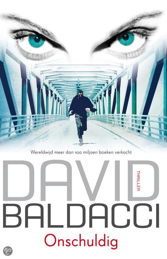 Onschuldig, David Baldacci Nederlandse boeken
