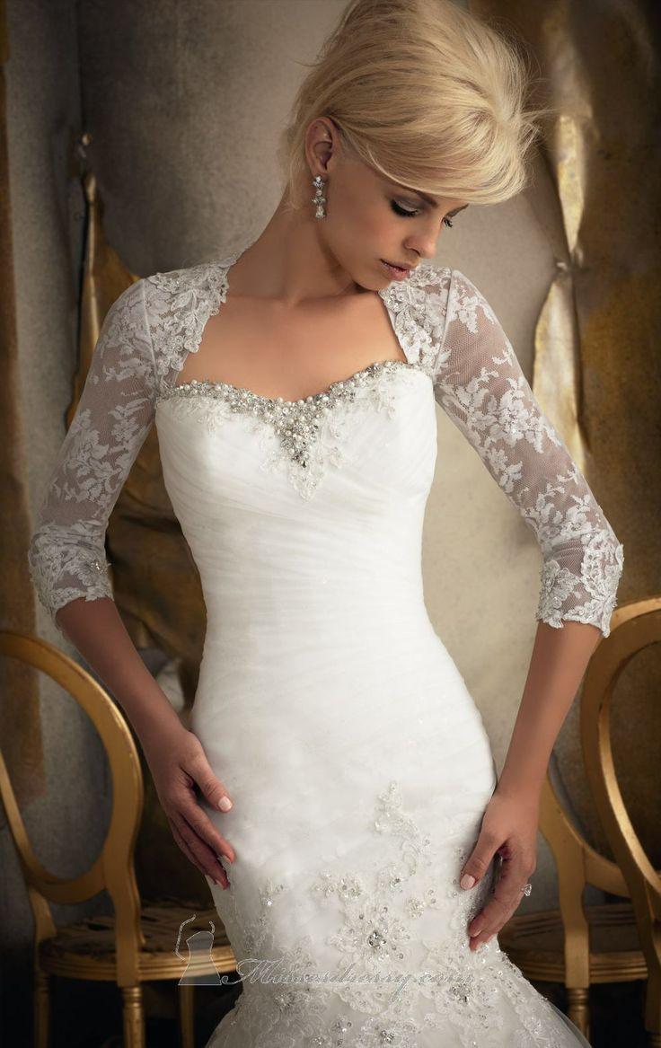 34 best lace & romance images on pinterest | lace wedding gowns