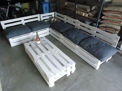 Idées éco deco avec récuperation de palettes de bois Forum Recyclage direct: idées, trucs et astuces