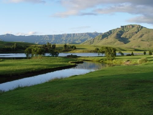 Castleburn - Underberg - South Africa beaut photo