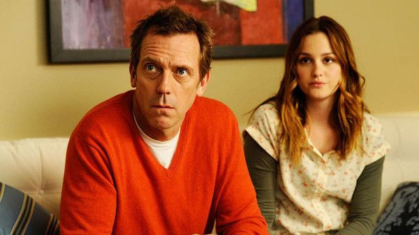 Hugh Laurie & Leighton Meester - The Most Uncomfortable Age Gaps in Movies - Photos