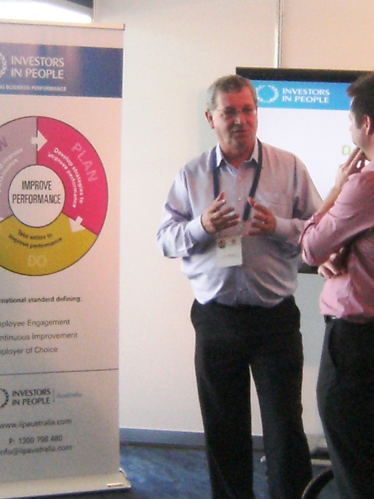 IIP at Australian Business Chambers Congress