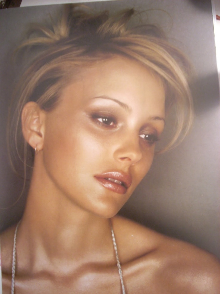 jaime rishar makeup by kevyn aucoin...this has always been one of my favorite looks!